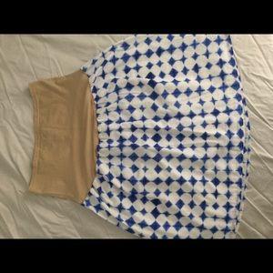 Gap Maternity Patterned Skirt